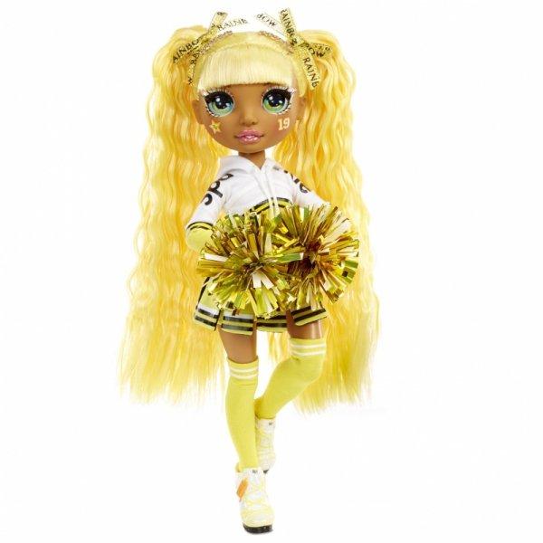 Rainbow High Cheer Doll - Lalka Cheerleaderka Sunny Madison