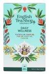 English Tea Shop, Herbata Mix Smaków, DAILY WELLNESS, 30g