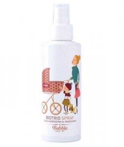 Bubble and CO, Naturalny Spray Relaksujący i Odstraszający Komary dla Dzieci 100 ml