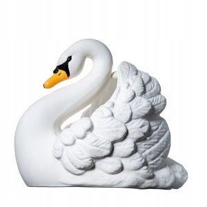 Natruba, Naturalny gryzak, zabawka do kąpieli, Łabędź