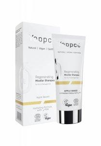 Yappco, Micelarny, regenerujący szampon do włosów suchych i zniszczonych, 200ml