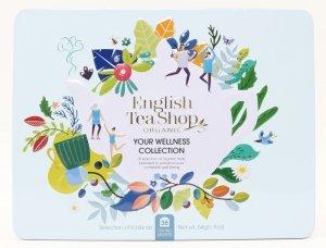 English Tea Shop, Herbata BIO Zestaw Your Wellness Collection, 36 saszetek