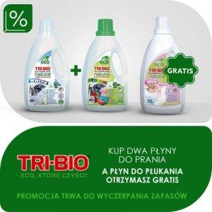 TRI-BIO, Zestaw płynów do prania 2+1 GRATIS