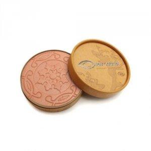 Couleur Caramel, Puder Brązujący w Kamieniu nr 21 Rosy Bronze, 9g