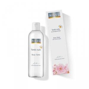 NIKEL, Tonik różany do skóry normalnej i suchej, 200ml