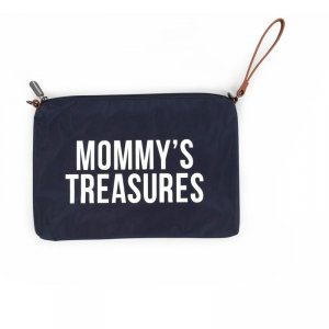 Childhome, Saszetka Mommys Treasures, granatowa