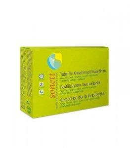 Ekologiczne, wegańskie tabletki do zmywarki 25 sztuk