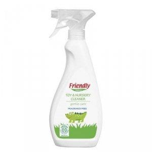 Płyn do czyszczenia ZABAWEK i pokoju dziecięcego Spray bezzapachowy 650ml