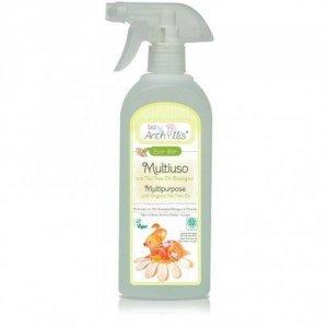 Płyn do mycia powierzchni mających kontakt z dzieckiem z organicznym olejkiem herbacianym 500ml