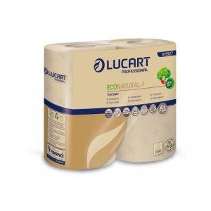 ECONATURAL Papier Toaletowy z recyklingu 4szt