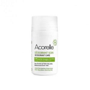 Organiczny dezodorant w kulce Ałun i Wiązówka Błotna 50ml