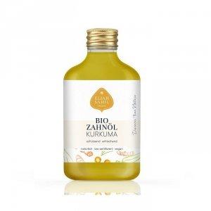 Organiczny olej do płukania jamy ustnej Kurkuma Zero Waste 100ml