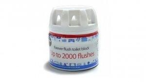 Ekologiczna kostka do toalety forever flush do 2000 spłukań - kostka do toalety