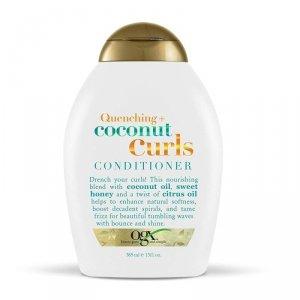Organix - Quenching + Coconut Curls Conditioner odżywka do włosów kręconych 385ml