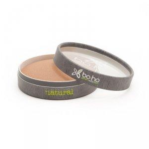 Boho green make up - Terra Cotta matowy puder brązujący Grande Terre 09 9g