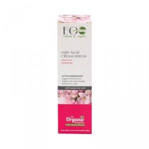 Ecolab - Night Facial Cream-Serum Intensive Hydrating głęboko nawilżający krem-serum na noc 50ml