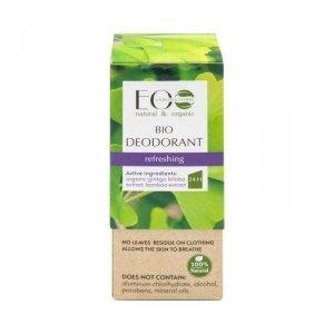 Ecolab - Refreshing Bio Deodorant odświeżający dezodorant w kulce 50ml