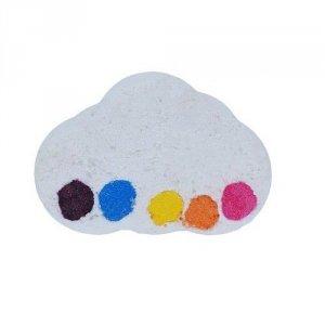 Bomb cosmetics - Watercolours Bath Bomb wielokolorowa musująca kula do kąpieli Raining Rainbows 150g