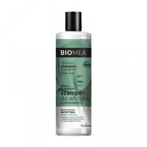 Farmona - Biomea głęboko oczyszczający szampon do włosów przetłuszczających się 400ml