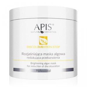 Apis - Discolouration-Stop Brightening Algae Mask rozjaśniająca maska algowa redukująca przebarwienia 200g