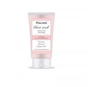 Nacomi - Face Scrub peeling przeciwzmarszczkowy do twarzy 75ml