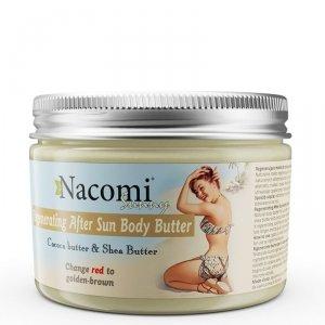 Nacomi - Regenerating Creamy Butter regenerujące masło do ciała po opalaniu 150ml