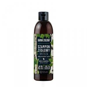 Barwa - Ziołowa szampon ziołowy do włosów normalnych i suchych Brzoza 250ml