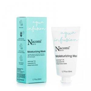 Nacomi - Next Level Moisturizing Mask nawilżająca maska do twarzy 50ml