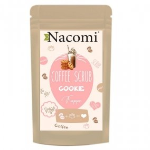Nacomi - Coffee Scrub peeling kawowy Cookie 200g