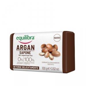 Equilibra - Argan 100% Vegetal Soap mydło arganowe 100g