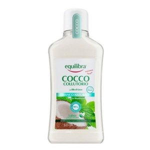 Equilibra - Cocco Collutorio Mouthwash płyn do płukania jamy ustnej Kokos 500ml