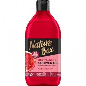 Nature box - Shower Gel żel pod prysznic Pomegranate Oil 385ml