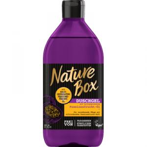 Nature box - Shower Gel żel pod prysznic Marakuja Oil 385ml