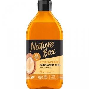 Nature box - Replenishing Shower Gel odżywczy żel pod prysznic z olejkiem arganowym 385ml
