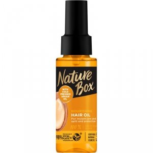 Nature box - Nourishing Hair Oil odżywczy olejek do włosów 70ml