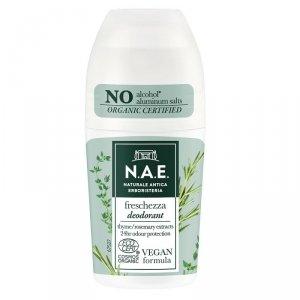 N.a.e - Freschezza Deodorant dezodorant w kulce z ekstraktem z rozmarynu i liści organicznego tymianku 50ml