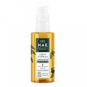 N.a.e - Segreto Di Bellezza Universal Oil uniwersalny olejek do pielęgnacji włosów ciała i twarzy 75ml