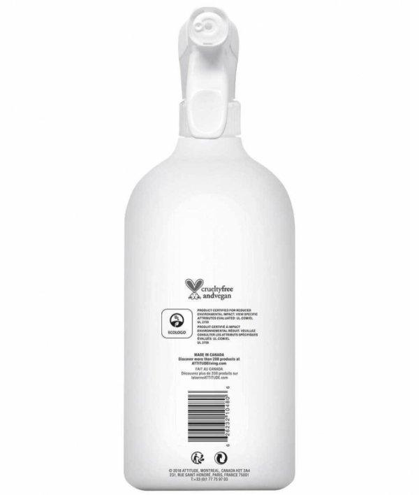 Attitude, Płyn do czyszczenia łazienki Skórka Cytrynowa (Citrus Zest), 800 ml
