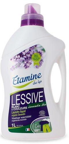 Etamine du Lys, Płyn do prania tkanin kolorowych i białych Organiczna Lawenda i Pomarańcza, 1000 ml