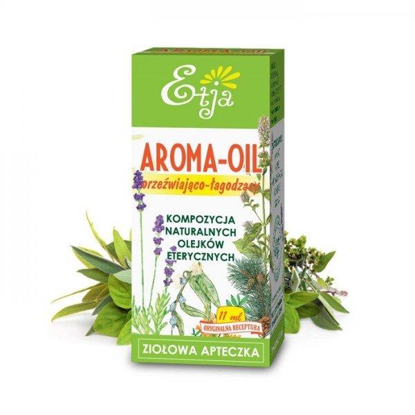 Etja, Olejek Aroma Oil- kompozycja zapachowa, 11ml