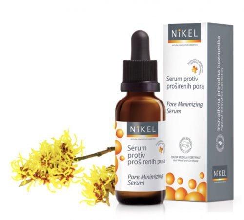 Nikel, Serum minimalizujące pory z ekstraktem z Oczaru Wirginijskiego, 30ml