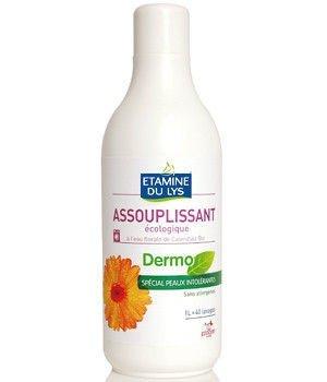 Etamine du Lys, Dermo hypoalergiczny płyn zmiękczający do płukania tkanin dla alergików, dzieci i osób o wrażliwej skórze, 1000 ml