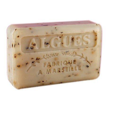 FOUFOUR Mydło marsylskie ALGI MORSKIE masło shea 125g