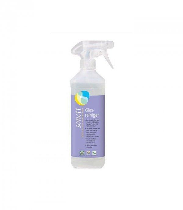SONETT Ekologiczny płyn do mycia okien Spray 500ml