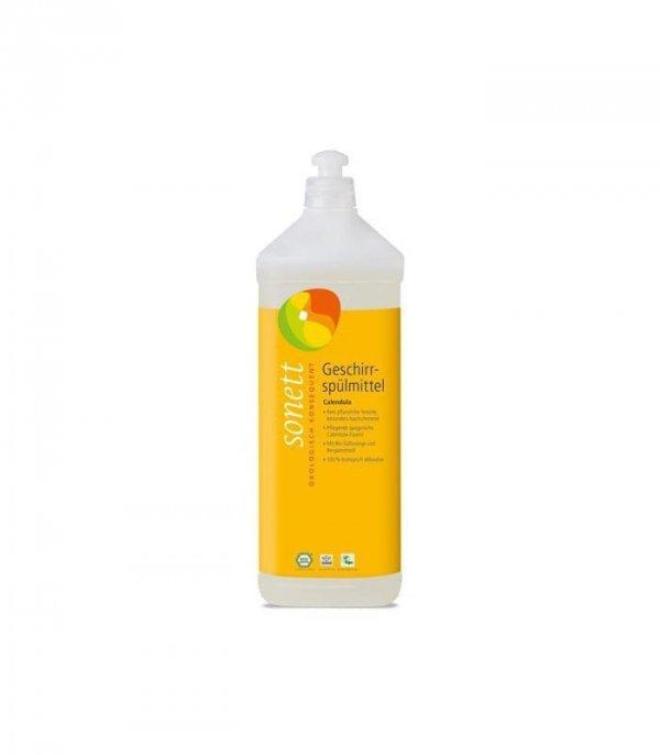 SONETT Ekologiczny, wegański płyn do mycia naczyń NAGIETEK 1L