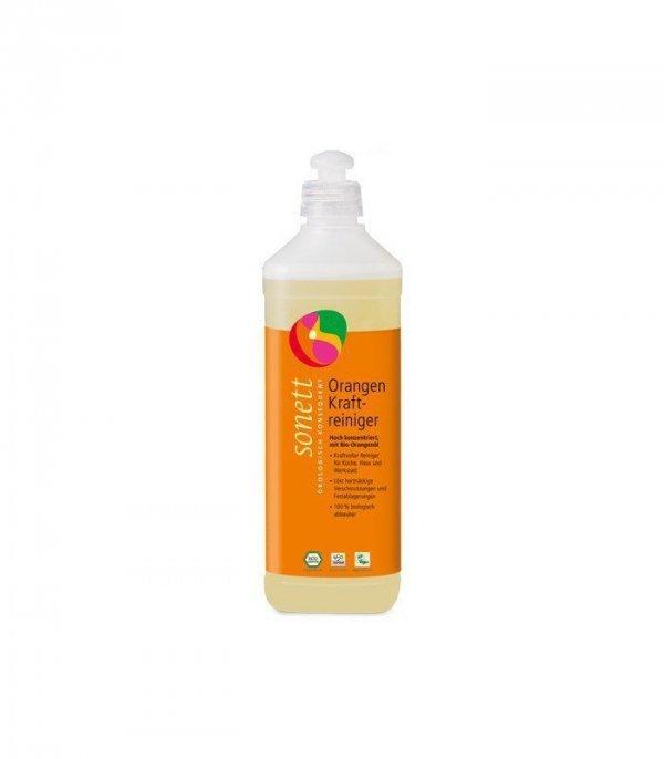 SONETT Ekologiczny, wegański płyn do trudnych zabrudzeń Intensywnie odtłuszczający 500ml