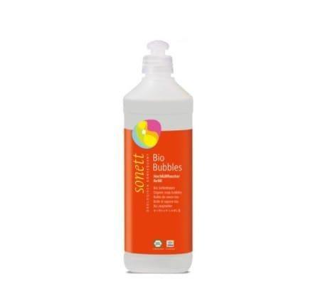 SONETT Płyn uzupełniający do: BIO-BAŃKI Mydlane dla dzieci BEZ CHEMII 500ml