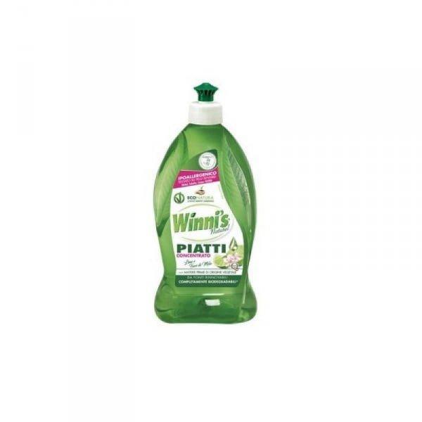 Winni's Płyn do mycia naczyń bardzo wydajny koncentrat 500 ml