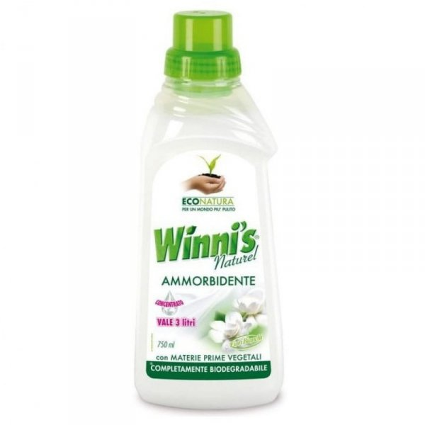 Winni's Płyn do płukania tkanin - koncentrat 750 ml