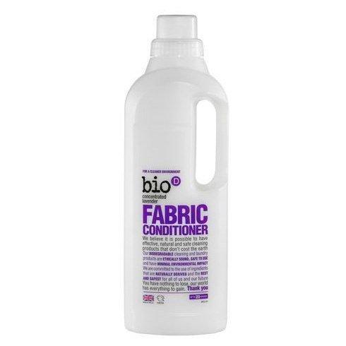 BIO-D Płyn do płukania tkanin o zapachu lawendy EKO 1 L